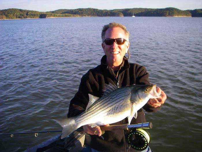 Fly fishing lakes for Fish in indiana