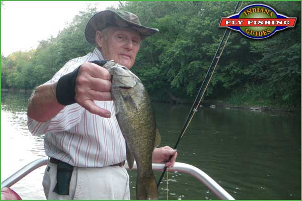 Indiana fly fishing reports 2009 2012 for Indiana fishing report